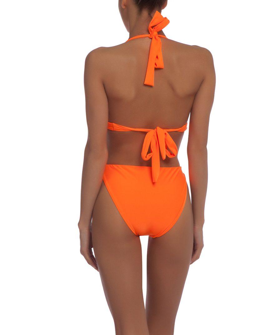 Orange High Cut