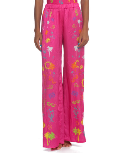 Pink Miami Trousers