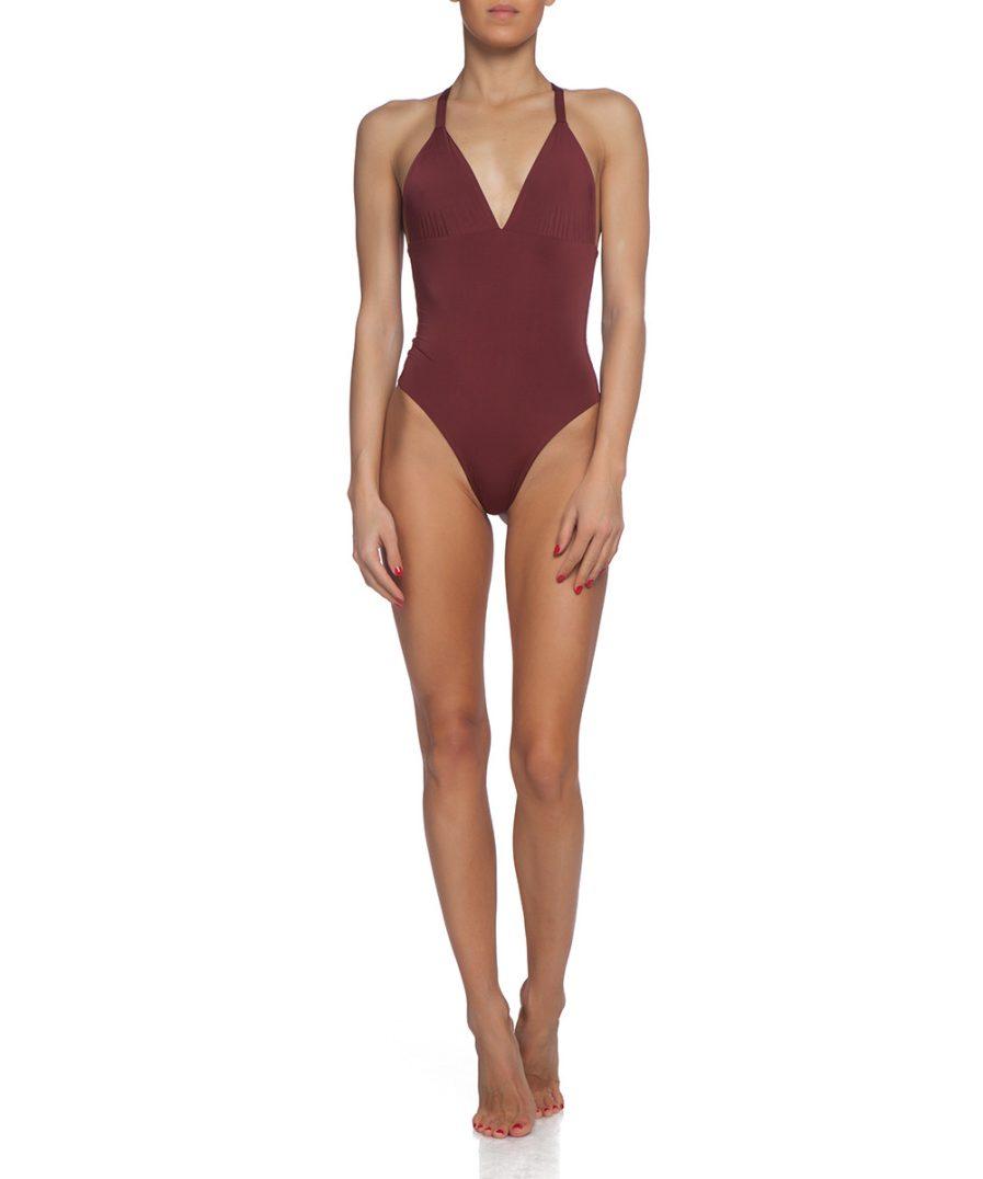 Red Chocolate Bodysuit