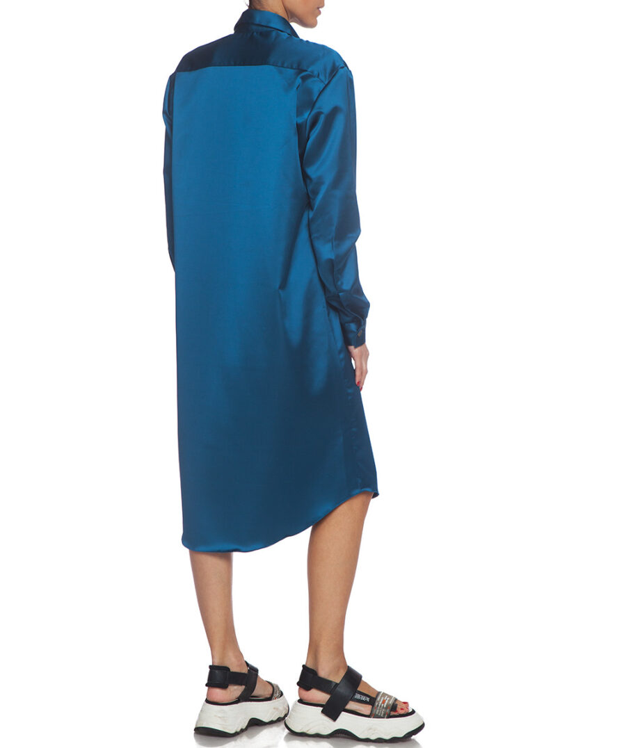 Tulip Petrol Blue